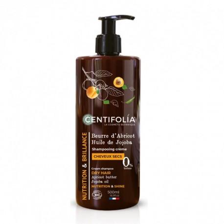 Shampooing cheveux secs - CENTIFOLIA