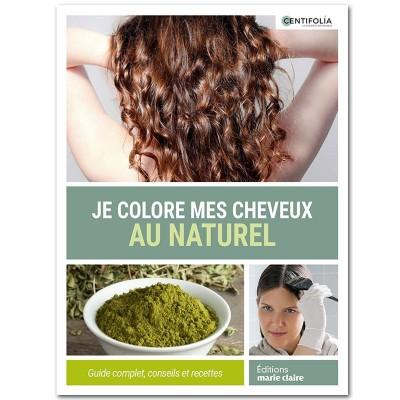 """Livre: """" Je colore mes cheveux au naturel"""""""