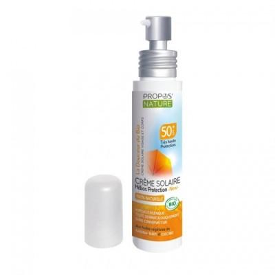 Crème solaire haute protection Spf50+ BIO - 75 ml - Propos'nature