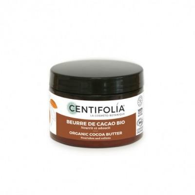Beurre de cacao biologique - 125 ml - CENTIFOLIA