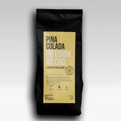 INFUSION BIO AU CBD PINACOLADA - 50g