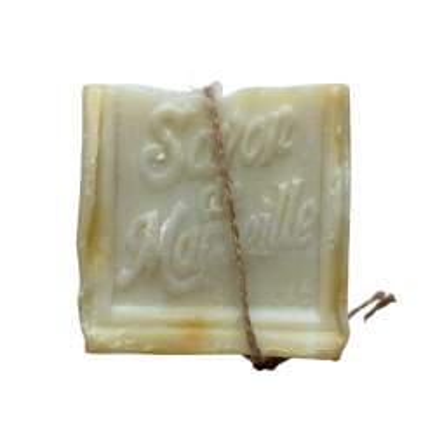 SAVON DE MARSEILLE aux huiles végétales - 300 grammes