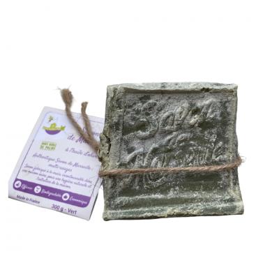 SAVON DE MARSEILLE à l'huile d'olive - 300 grammes
