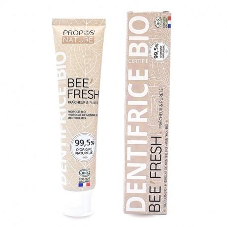 Dentifrice BEE'FRESH BIO fraîcheur & pureté - Propos'Nature