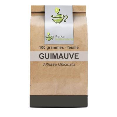Tisane Guimauve feuille CT 100 g Althaea officinalis