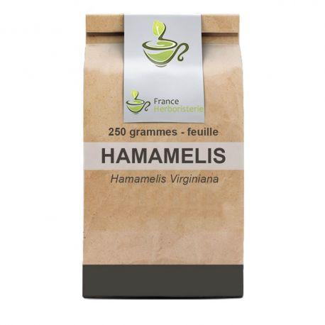 Tisane Hamamélis EXTRA feuille 250 GRS Hamamelis virg