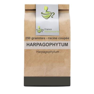 Tisane Harpagophytum 250 GRS extra (Griffe du diable) racine coupée.