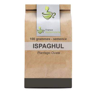Tisane Ispaghul (Psyllium Rose) semence 100 GRS Plantago ovata