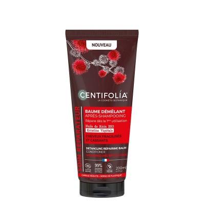Baume démêlant réparateur après-shampooing 200 ml - Centifolia