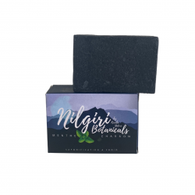 Savon Nilgiri Botanicals saponifié à froid - 115g