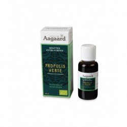Propolis verte gouttes extra fortes 30ml - Aagaard