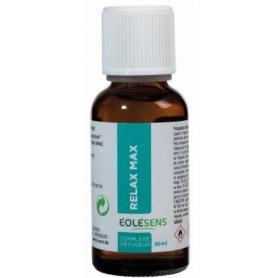 RELAX MAX huiles essentielles en complexe à diffuser 30ml - Eolesens