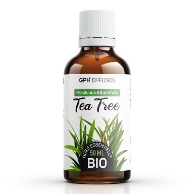 Huile essentielle TEA-TREE BIO AB - 50ml