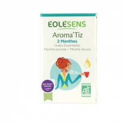 Infusettes 2 Menthes AROMA'TIZ - 20 sachets