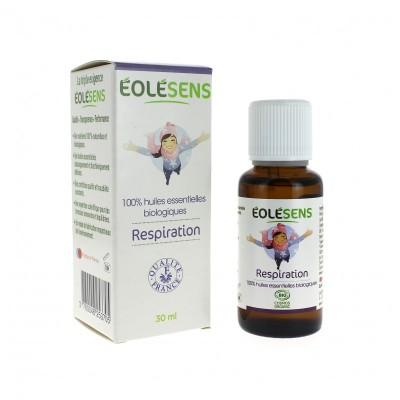 RESPIRATION complexe d'huiles essentielles - 30ml