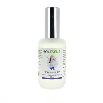 Spray RESPIRATOIRE aux huiles essentielles - 50ml