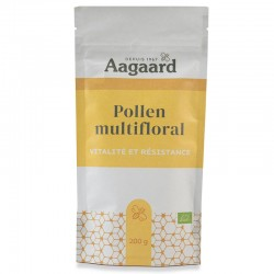 Pollen multifloral 200g - Aagaard